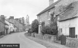 Meifod, Lower Village c.1950