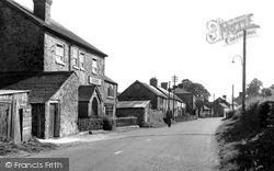 Meifod, Lower Village c.1955