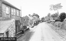 Meifod, Lower Village c.1960