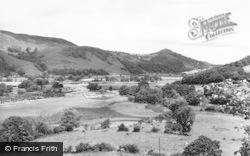 Meifod, Maen Hill c.1960