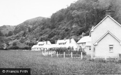 Meifod, Maesyllan c.1955