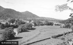 Meifod, Meifod Valley c.1955