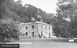 Meifod, Plas Dyffryn Hall c.1955