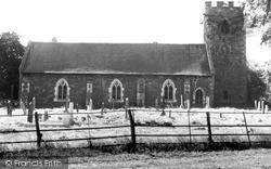Meifod, St Tysilio And St Mary's Church c.1955