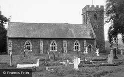 Meifod, The Church c.1955
