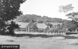 Meifod, The School c.1955