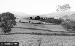 Meifod, The Vale c.1955