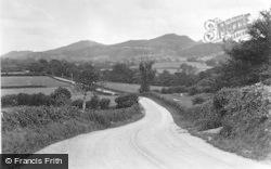 Meifod, The Valley c.1950