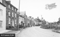 Meifod, The Village c.1955