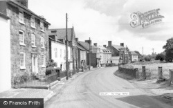 Meifod, The Village c.1960