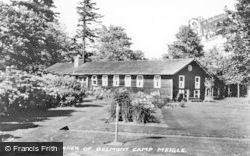 Meigle, Belmont Camp c.1955