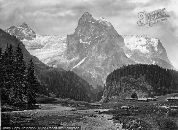 Photo of Meiringen, Rosenlaui c.1860