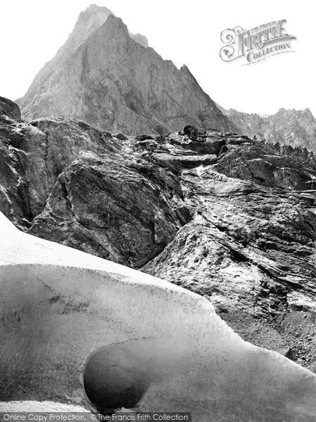 Photo of Meiringen, Rosenlaui, Ice Cave c.1860