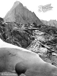 Meiringen, Rosenlaui, Ice Cave c.1860