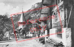 The Village c.1935, Meiringen