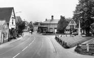 Melbourn, High Street c1965