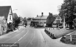 Melbourn, High Street c.1965