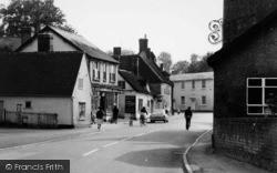 Melbourn, High Street, Post Office c.1960