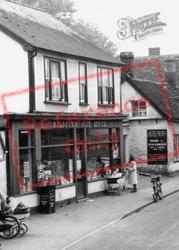 Post Office c.1965, Melbourn