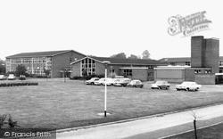 Melbourn, The College c.1965