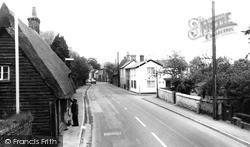 Melbourn, Town's End c.1965