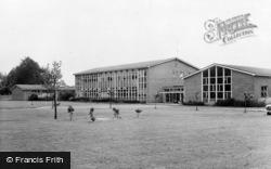 Melbourn, Village College c.1960
