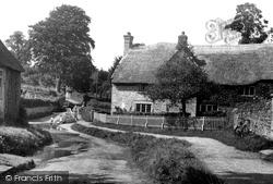 Bridge Farm c.1955, Melbury Osmond