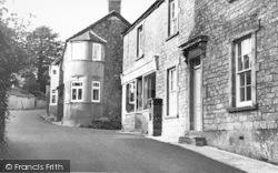 Post Office c.1960, Melbury Osmond