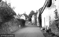 The Village c.1955, Melbury Osmond