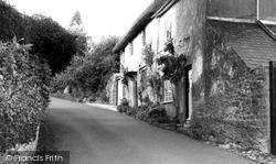 The Village c.1960, Melbury Osmond