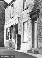 The Village Shop c.1960, Melbury Osmond