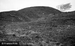 Castle Hill, East Chelborough 1959, Melbury Sampford