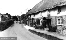 Melcombe Bingham, Hartfoot Lane c.1955