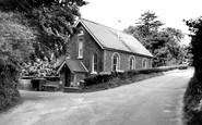 Melcombe Bingham, the Chapel c1955