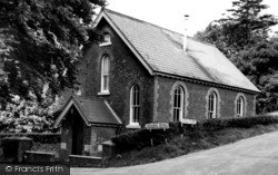 Melcombe Bingham, The Chapel c.1955