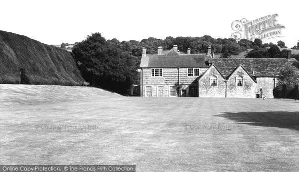 Melcombe Bingham, the Manor c1955