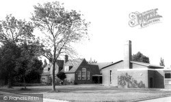 Meldreth, The School c.1965