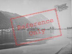 And San Salvatore c.1935, Melide