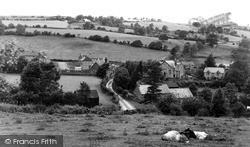 General View c.1955, Melin-Y-Wig