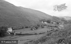 Melinbyrhedyn, General View 1968