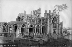Abbey, South West 1897, Melrose