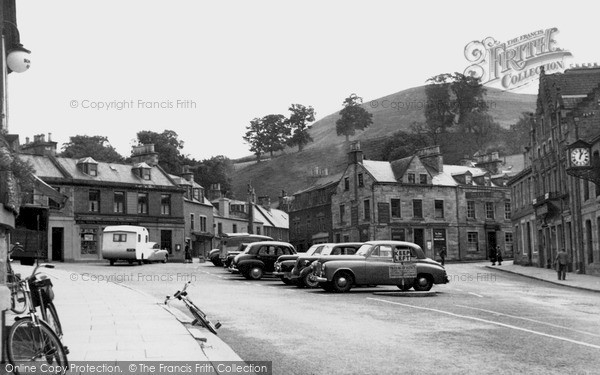 Photo of Melrose, Market Square c.1960