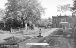 Meltham, Meltham Hall c.1955