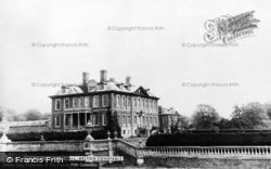 Melton Constable, Melton Hall c.1955