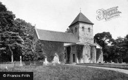 Melton Constable, St Peter's Church 1922