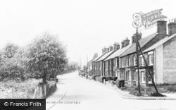 Melton Constable, The Village c.1955