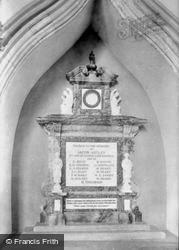 Melton Constable, War Memorial 1922