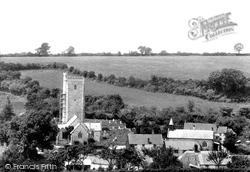 Membury, Church And Schools 1902