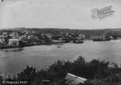 Menai Bridge, 1908