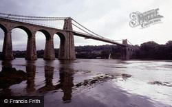 1981, Menai Bridge